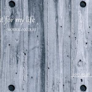 ウォリニコ小説『Just for my life』