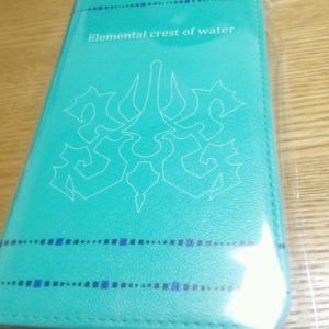 ドラクエ7 スマホケース 『水の紋章』