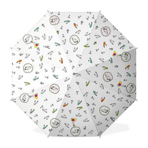 クジラ風船 - 傘
