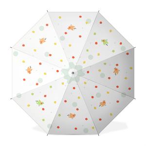 とりりんご white - 傘