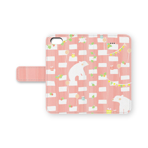 氷部屋のクマ - pink
