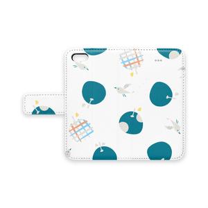 鳥りんごiPhoneケース