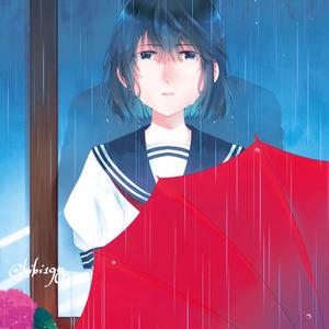 雨展・複製原画