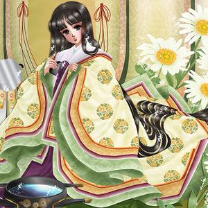 ポストカード「千年の秋」