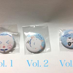 【150円引き】缶バッジ5個セット