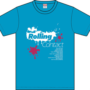 Rolling Contact Tシャツ 2015