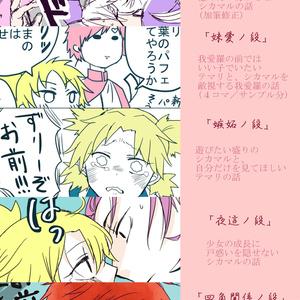 【再販】シカマル×ロリテマ「DUET」上巻