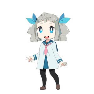 デスクトップマスコット マジカルメルクちゃん