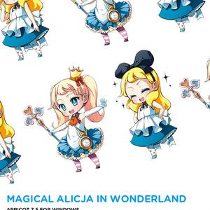 不思議の国のマジカル☆アリツィア (ダウンロード版)
