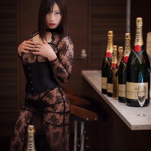 【1部】限定シャンパン★蜜マヨ家飲みイベ