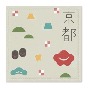 京都マウスパッド