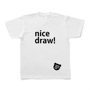 ナイスドロワTシャツ