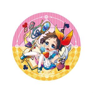 【合同グッズ】アリスパロ荒北×坂道×初期北缶バッジ3個セット