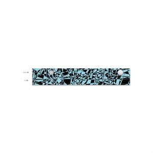 ガラス青黒 長傘(0.58m)