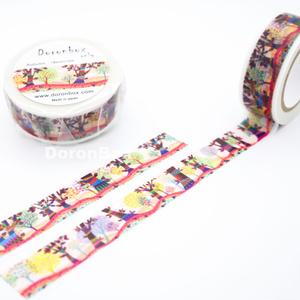 オリジナルマスキングテープ 色の構成 Autumn