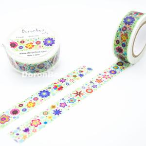 オリジナルマスキングテープ 色の構成 Flower