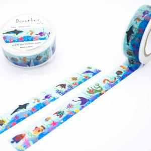 オリジナルマスキングテープ 色の構成 Sea