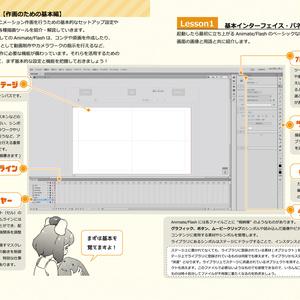 ちもっしゅ Adobe Animate/Adobe flash professionalを使ってジャパニメーションを描く方法