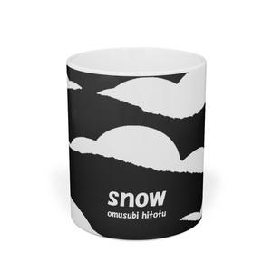 雪のある風景 01