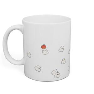 魔女とおばけちゃんマグカップ