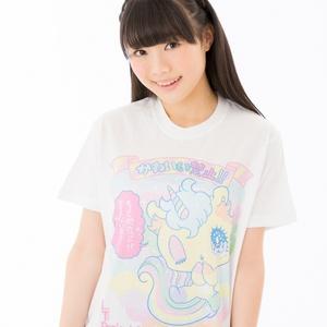 Idol Tshirt Project かわいい禁止!! Tシャツ 白