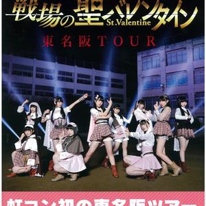 2016.2 「戦場の聖バレンタイン 東名阪TOUR」フォトパンフレット