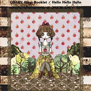 小冊子///OBARY Illust Booklet / Hello Hello Hello