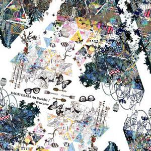 小冊子 / KAORI OBARA Art Booklet/Welcome