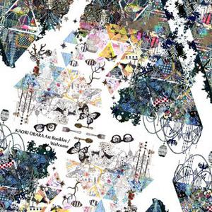 小冊子///KAORI OBARA Art Booklet / Welcome