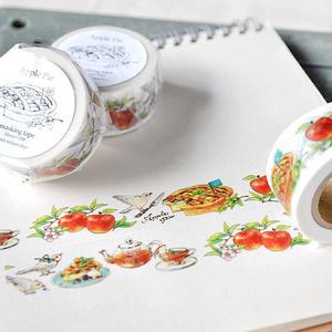 残2◆Apple Pie masking tape