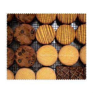フェイククッキーメガネ拭き