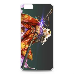 女鬼武者 iphone6 plus ケース