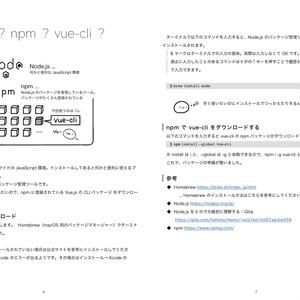 Vue.jsでポートフォリオサイト制作記