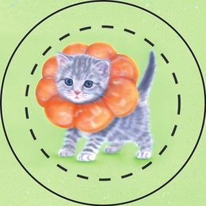 【雑貨】缶バッジ:ポンデニャイオン2