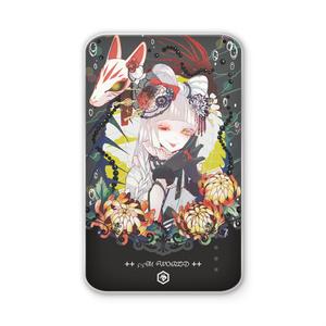 【515M】 妖かし浪漫2  モバイルバッテリー