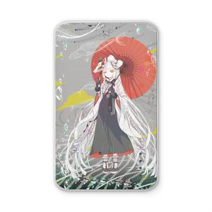 【515M】 妖かし浪漫1   モバイルバッテリー