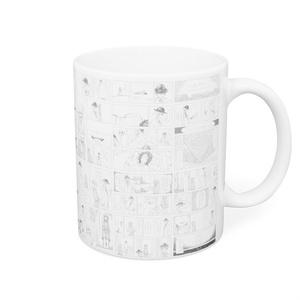 ラテシンマグカップ