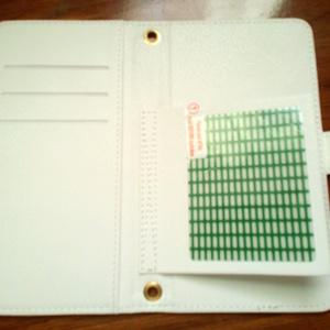 全機種対応手帳型スマホケース[鉱石]