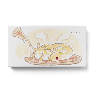 【モバイルバッテリー】pizza retic