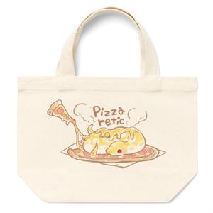 【ミニトート】pizza retic