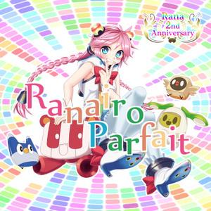 Ranairo Parfait【ゆうメール発送・受付終了】