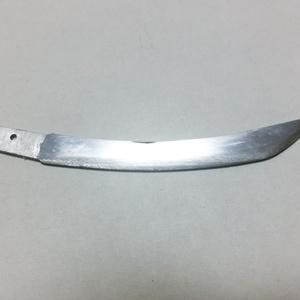 SKH51製ミニチュア打刀