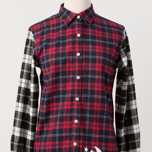 オリジナルチェックシャツ