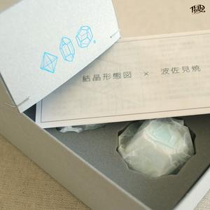 結晶形態図×波佐見焼