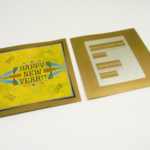 寅屋印の印刷加工物のセット
