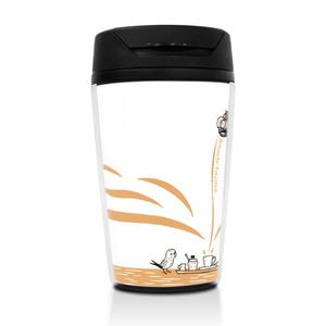 エクストリームなコーヒーの注ぎかタンブラー
