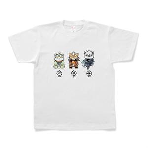 薬味忍法帖・心技体Tシャツ