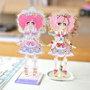 Acrylic resin Dolls  VOL.1 天羽まどか エンジェルアリスコーデ.ver
