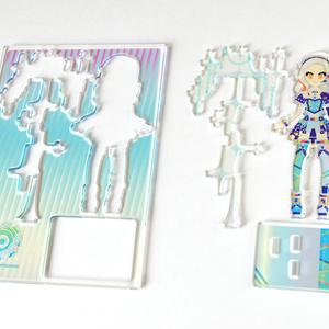 Acrylic resin Dolls  VOL.1 黒沢凛 ソウルマリオネットコーデ.ver