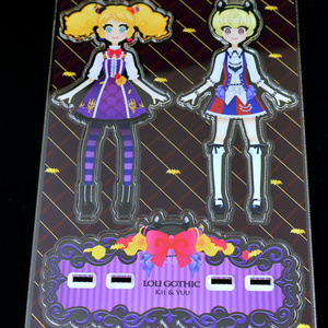 Acrylic resin Dolls VOL.5  YU&Kii LoliGothic Code